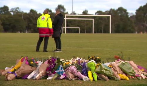 A vigil for the murdered 22 year old will be held at Princes Park from 6pm tonight. (9NEWS)