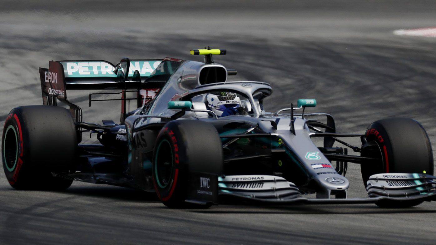 F1 Spanish Grand Prix qualifying results | Bottas on pole from