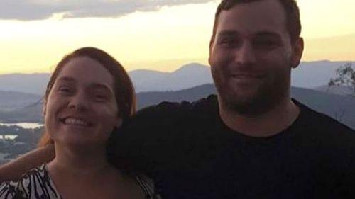 Katina Clarke and her brother Reece. (Facebook)