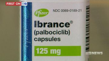 VIDEO: Australian breast cancer sufferers missing out on crucial drug