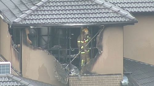 Four-year-old boy dead after town house fire in Dandenong