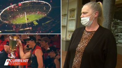 More 'drama' for businesses following Grand Final COVID-19 surge.