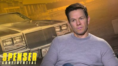 Mark Wahlberg's new action-packed new movie