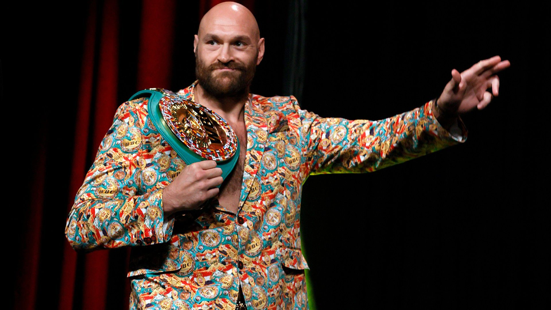 Tyson Fury, Deontay Wilder weigh in at career-heaviest size for trilogy showdown