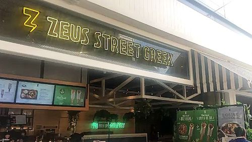 The Zeus Street Greek Kitchen at Westfield Chermside in Brisbane has been confirmed as a transmission site.