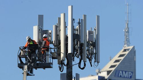 Suggestions that 5G technology is spreading COVID-19 have been dismissed as 'utter rubbish.'