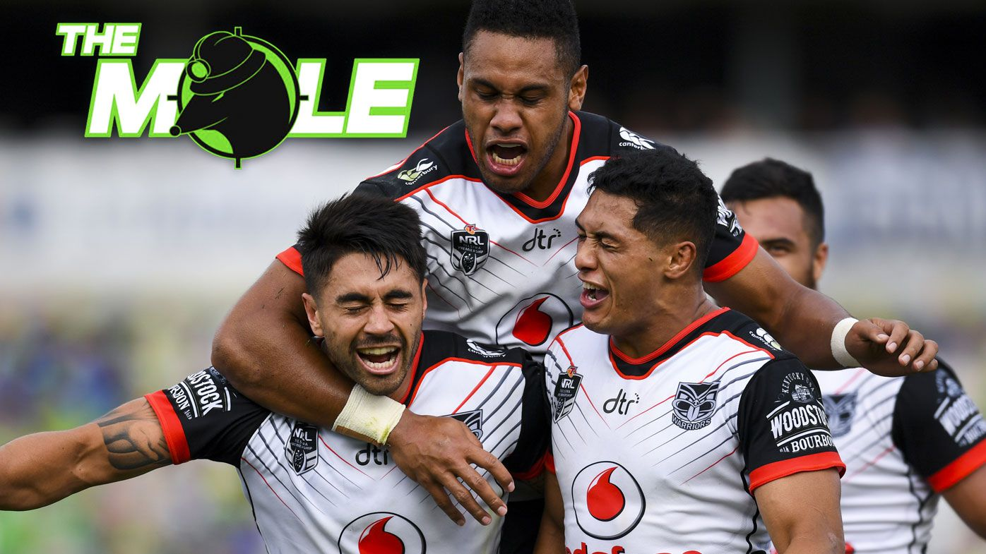 Warriors take steps to shore up local talent by signing former recruitment guru, says The Mole