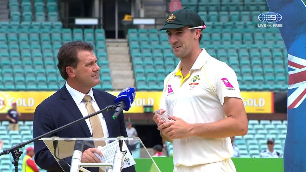 Aussies complete 4-0 series win at SCG