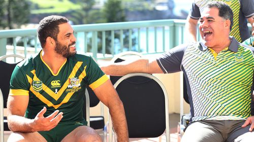 Greg Inglis was today appointed captain of the Kangaroos by coach Mal Meninga.