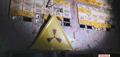 Chernobyl control room
