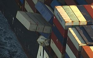 APL England shipmaster faces court over container spill which saw cargo containers, debris wash up on beaches