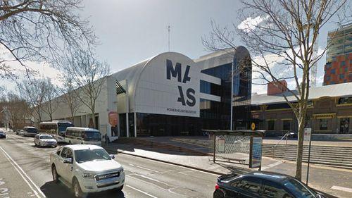 The Powerhouse Museum in Sydney, Australia. (Google Maps)