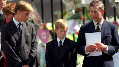 Prince Harry, 1997