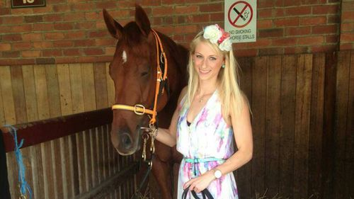 Young German track rider dies after fall at Caulfield racecourse