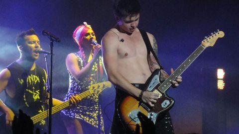 Exclusive: Reece Mastin's awesome 2012 tour photo diary