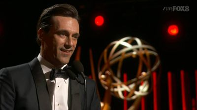 <p><strong>Lead Actor, Drama</strong></p><p>Jon Hamm, <em>Mad Men</em></p>