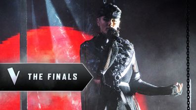 The Finals: Sheldon Riley 'Everybody Wants To Rule The World'