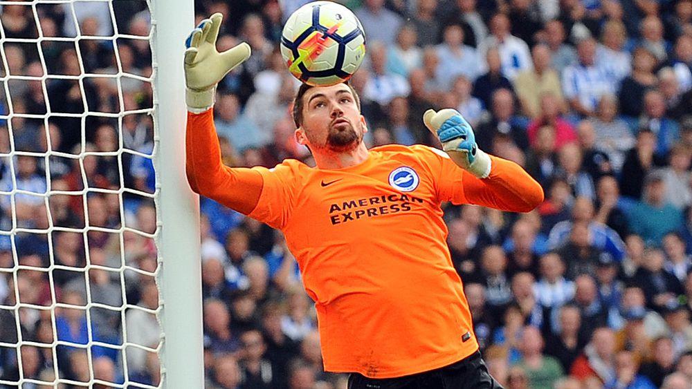 EPL: Socceroos goalkeeper Mat Ryan impresses for Brighton & Hove Albion against Everton