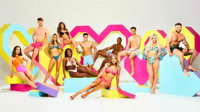 Love Island UK Season 7 Full Cast Picture