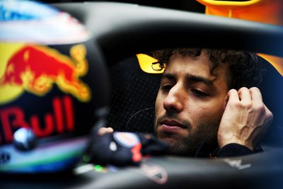 Aussie hopeful Daniel Ricciardo took to the track on Friday morning for some last minute practice. (AAP)