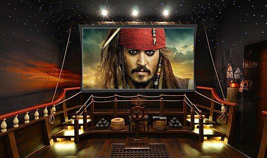 Mutiny at the movies