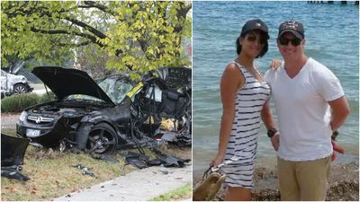 Teens set for questioning over fatal newlywed car smash