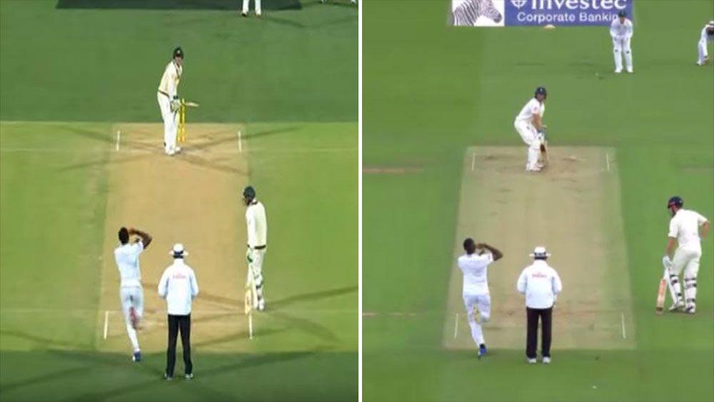 Cricket Kagiso Rabada ruins Dawid Malan's Test debut, shades of Nic Maddinson's first Test