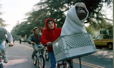 E.T. the Extra-Terrestrial star Henry Thomas