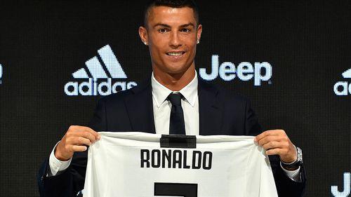 A lawsuit filed last week alleges Ronaldo raped Ms Mayorga in a Las Vegas hotel.