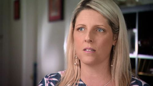 Carrie Barlow is being sued for $100,000 over an online review she left for a vet.