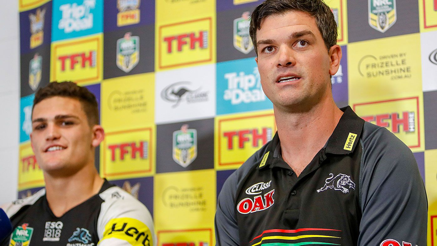 Penrith Panthers see clearer with Cameron Ciraldo in charge instead of Anthony Griffin