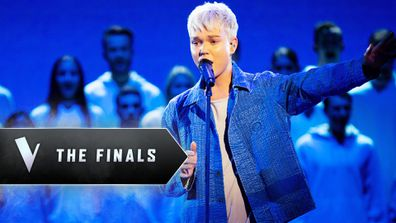 The Finals: Jack Vidgen 'You Are The Reason'