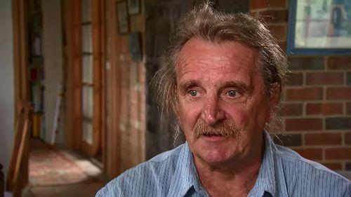 Farmer John Zakula says he has not had a good night's sleep for three years.
