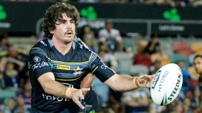 <strong>North Queensland Cowboys - Jake Granville</strong>