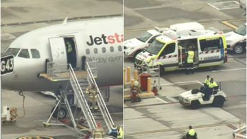 Jetstar flight diverts after 'unusual smell' makes crew sick
