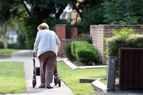 Australia's ageing population will see extra care home places become available.