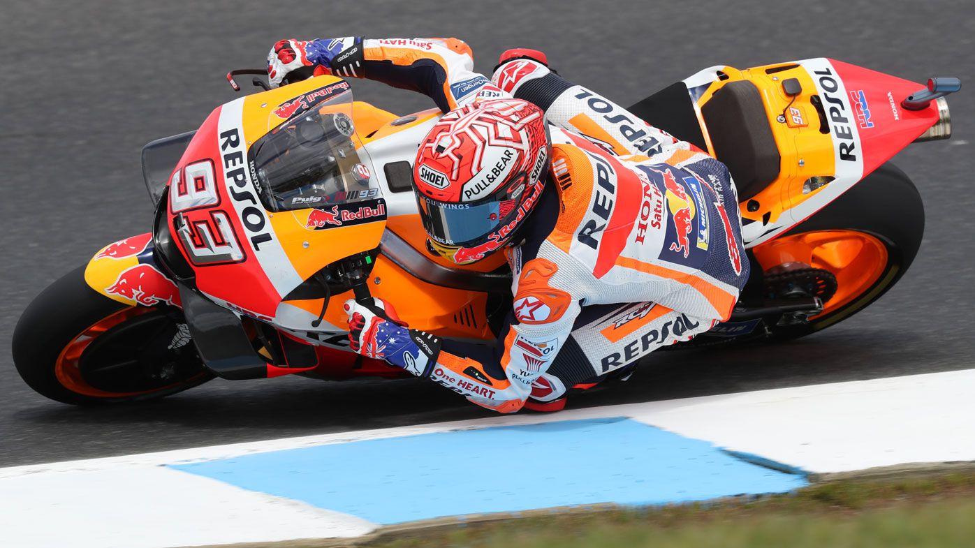 Aussie Jack Miller breaks podium drought as Rins wins Texas MotoGP