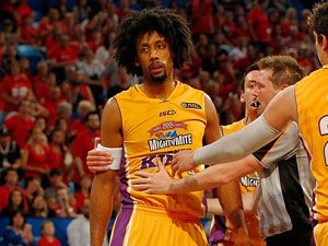 Sydney Kings' star import Josh Childress. (Getty)