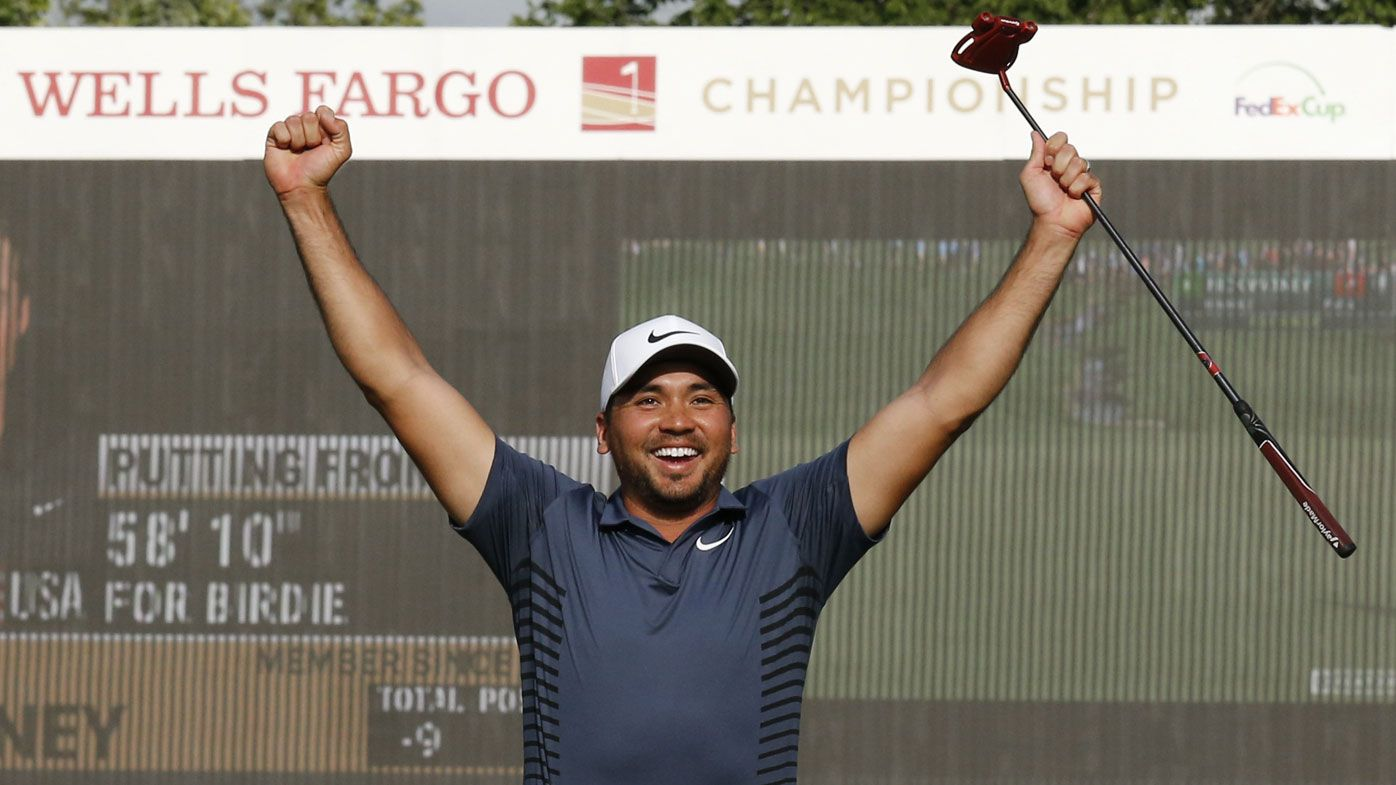 'Clutch' Day savours hard-fought PGA win