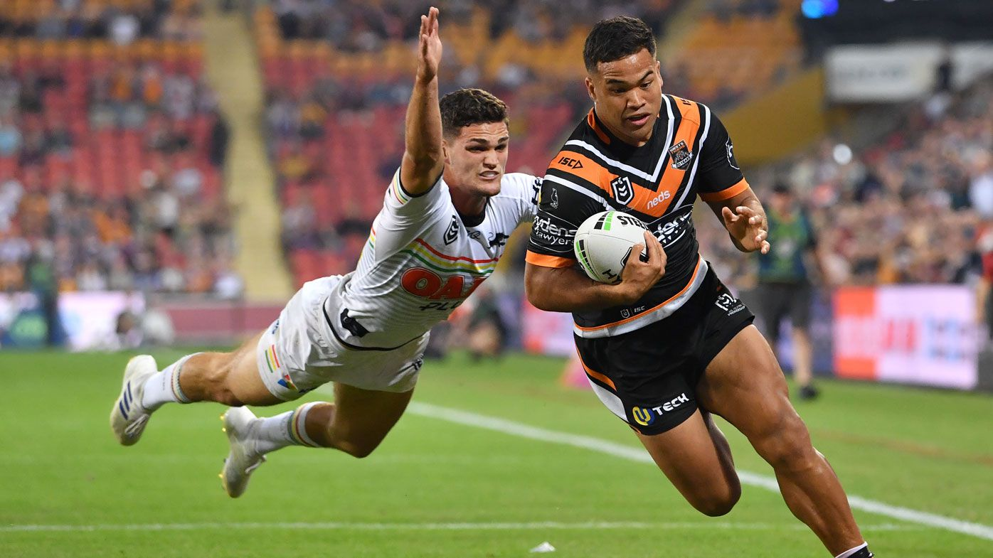 Penrith fail to recover from Wests Tigers' 'killer blow'
