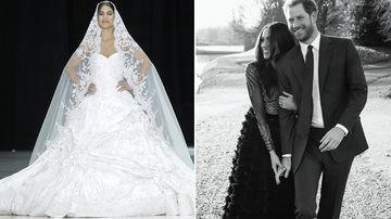 The Aussies tipped to be making Meghan Markle's wedding dress