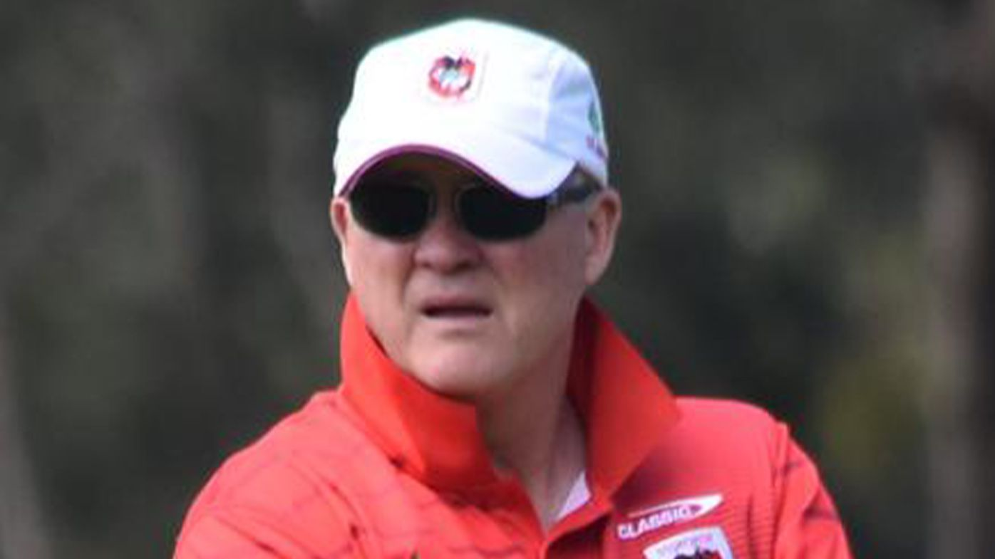 St George Illawarra Dragons coach Anthony Griffin opens up about club's hellish off-season