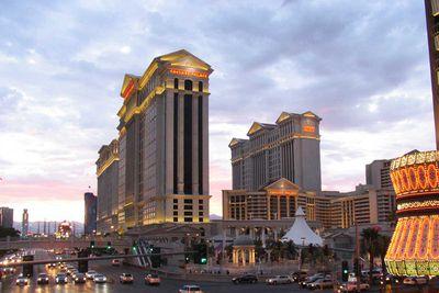 <strong>5. Caesar's Palace, Las Vegas</strong>