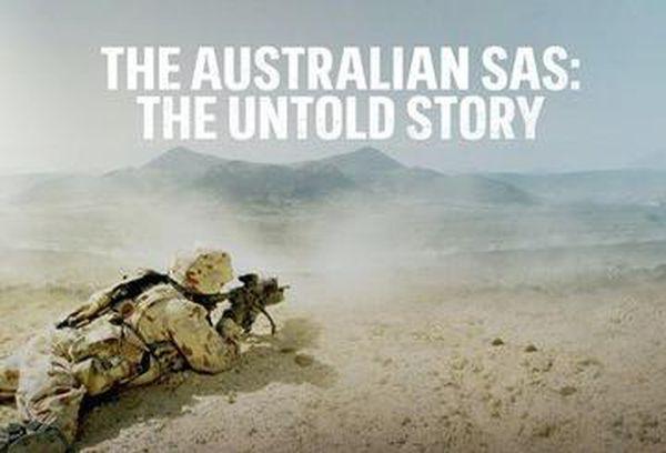 The Australian SAS: The Untold History
