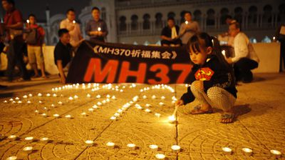 <p><b>4.</b> Downed flights MH17 and MH370. (AAP)</p>
