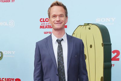 <i>How I Met Your Mother</i> star Neil Patrick Harris earns a nipping $15 million.