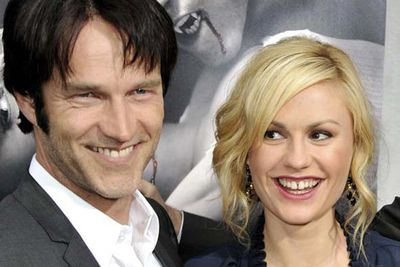 Kiwi actress Anna Paquin married her <i>True Blood</i> co-star Stephen Moyer in Malibu on August 21.