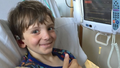 The 11-year-old had been in intensive treatment since his diagnosis in 2016.