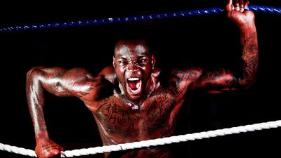 No. 20 - Deontay Wilder