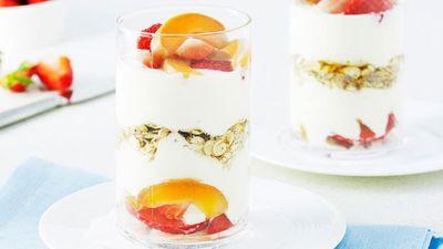 "Recipe: <a href=""http://kitchen.nine.com.au/2016/05/16/18/48/rolled-barley-fruit-trifle"" target=""_top"">Rolled barley fruit trifle</a>"
